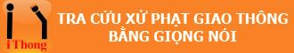 iThong - App tra cứu xử phạt giao thông bằng giọng nói